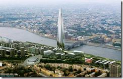 Проект Охта-центра
